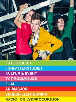 Siden 1986 har Danvik Folkehøgskole bygd opp sin posisjon innen mediefag i Norge. Skolen ligger sentralt i Drammen. På Danvik lever du i «et lite stykke Medie-Norge» med ulike spesialiserte fagområder.